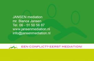 JANSEN mediation